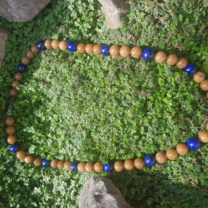 ahat & lapis lazuli